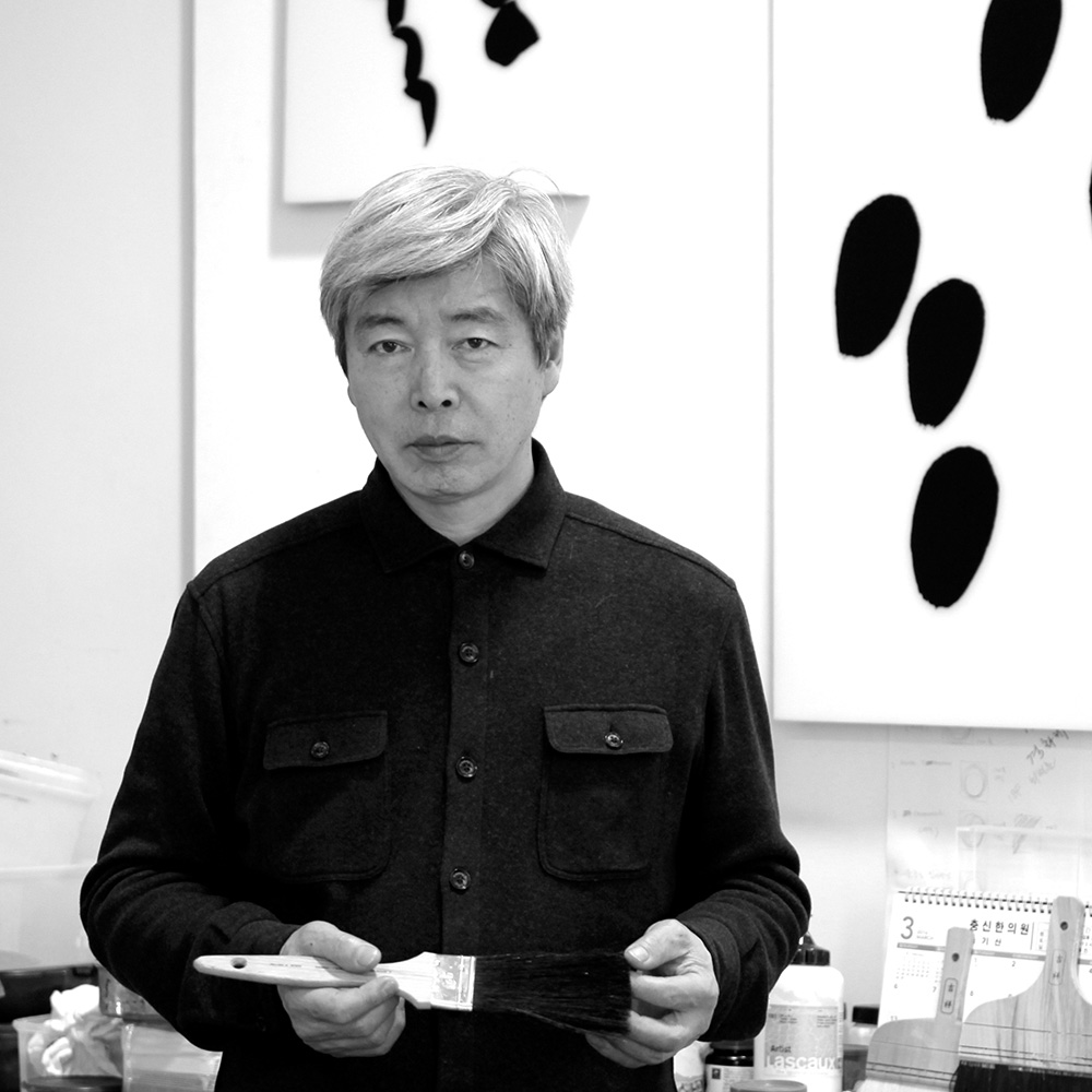 Lee Bae, Atelier, Paris, 2016