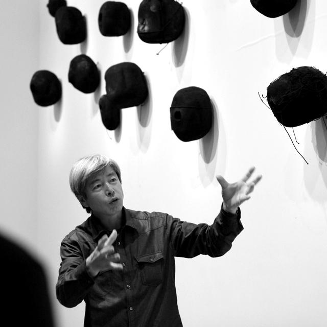 Lee Bae, Daegu Art Museum, 2014